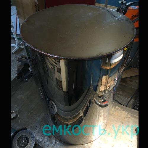 Бочка из пищевой нержавейки 50-500 литров