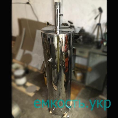 Бочка нержавейка герметичная 120 литров